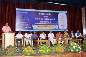 Leadership and Skill Development Workshop at Shimoga