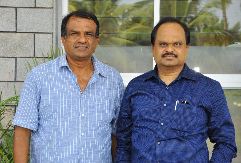 Dr. M. R. Ravi KAS visits Sahyadri
